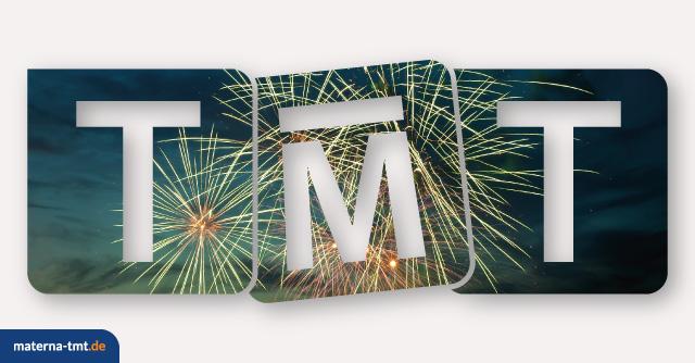 Materna TMT wünscht allen Kunden und Partnern ein tolles 2017