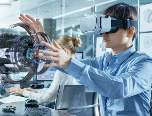 Masterarbeit über Virtual Reality