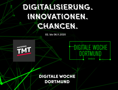 #DIWODO20 DIGITALISIERUNG. INNOVATIONEN. CHANCEN vom 02. bis 06.11.2020