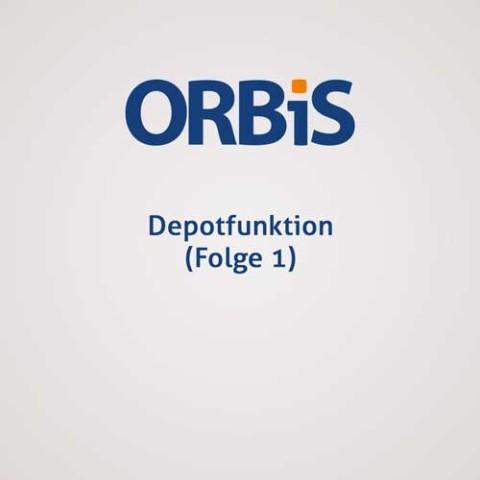 Depotfunktion (Folge 1)